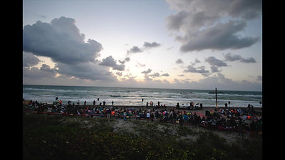 Easter Sunrise Beach Service 2017