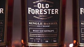 Old Forester Barrel Pick