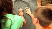 Legend of Hermann Footprint