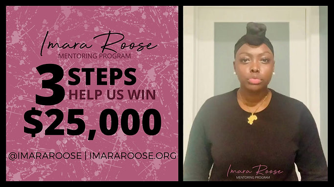 Imara Roose | State Farm Neighborhood Assist Grant Competition | Promo Video