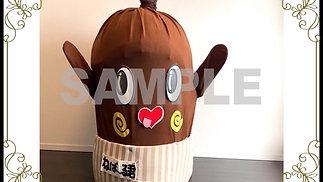 【SAMPLE】誕生日おめでとう コメントBYねば~るくん ★ハピムビ★