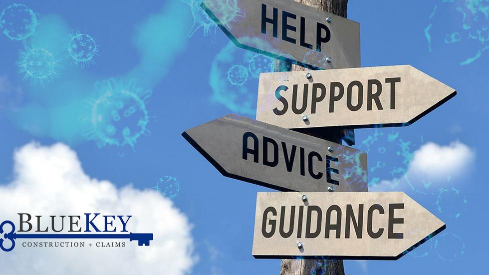 BlueKey Business Interruption Support
