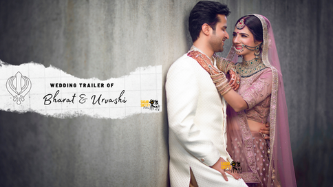 Bharat & Urvashi | Waheguru | Sikh Wedding | Sagar Shetty Films