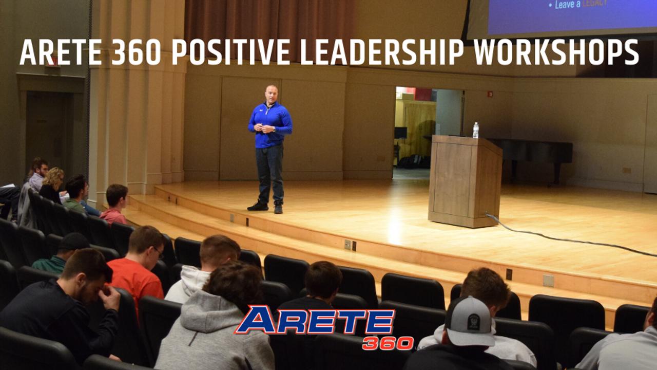 Arete 36O Positive Leadership Workshops