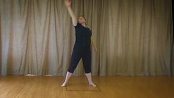 Arm and Body Twists - With Music