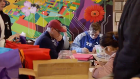 MLK Day of Service Project