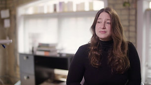 Sara Cohen - Her Advocacy