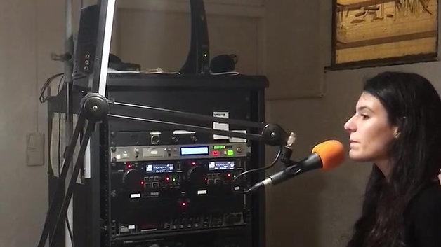 Groc Marie-Hélène - Interview Radio FMR - Olivier Desprinces