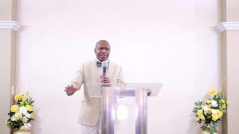 My Help Comes From the Lord | Min. Rufus Ighodaro