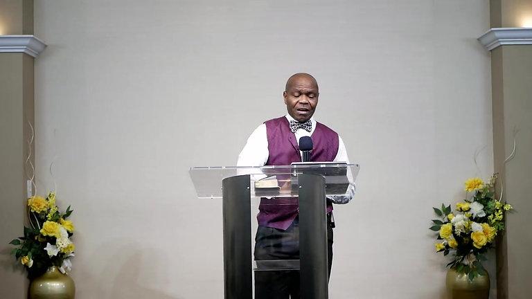 Living Faith For Everlasting Joy | Min.  Rufus Ighodaro