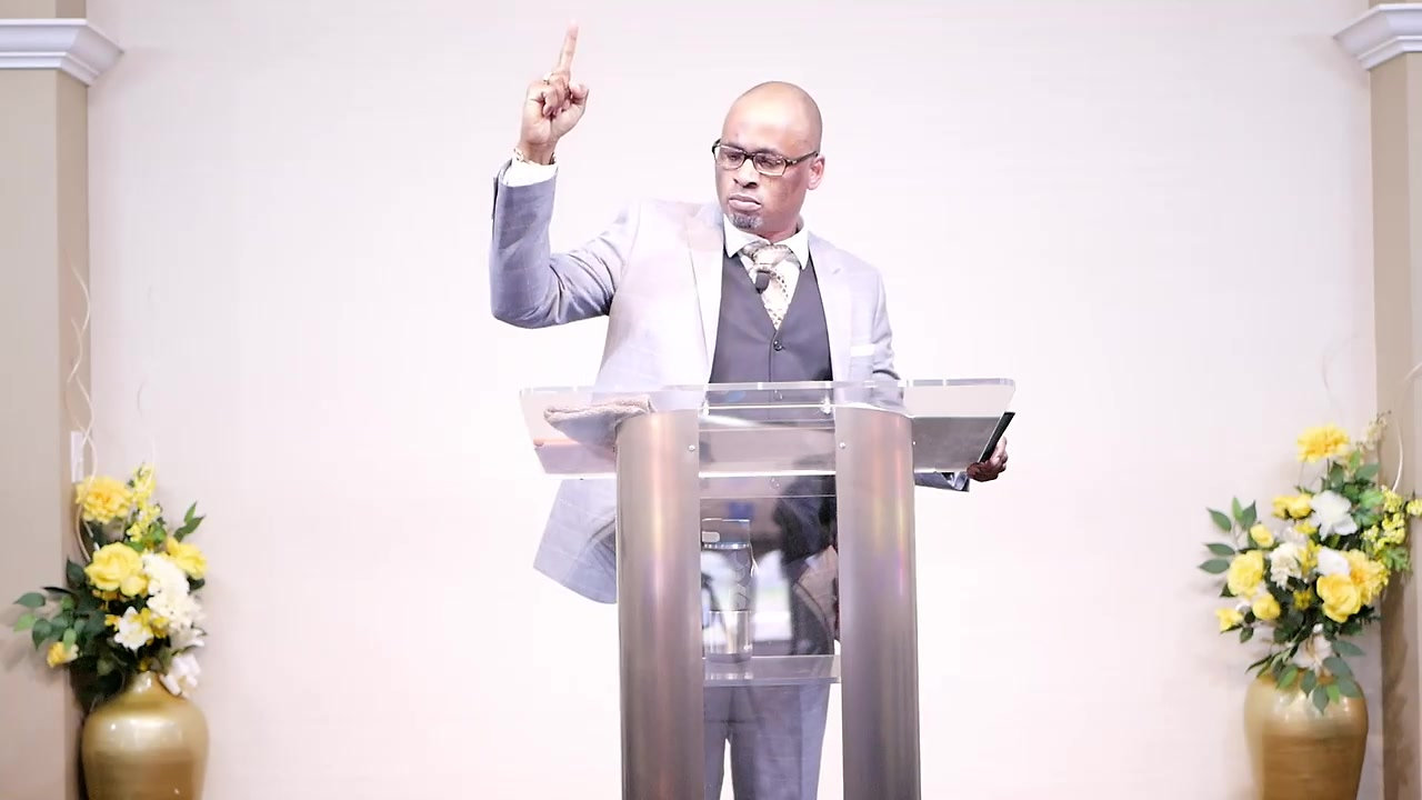 Impact: Living Intentional | Pst. Martins