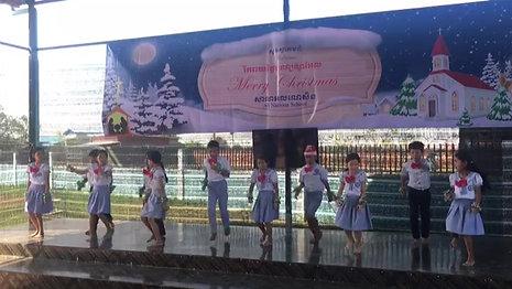 2018 성탄절 초등부 공연