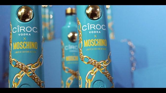 Ciroc MoschinoTamta campaign