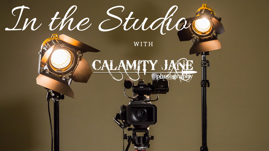 In The Studio with Calamity Jane