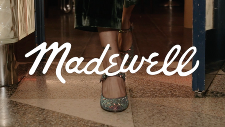 Madewell Social Media Holiday Campaign