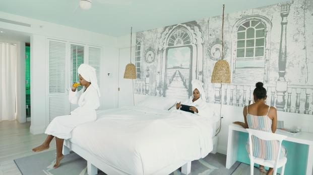 SLS Baha Mar Room Reveal