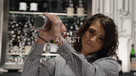 Aloft Chicago Mag Mile - WXYZ Bartender the Artist