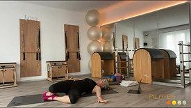 Pilates Respiration Stretch