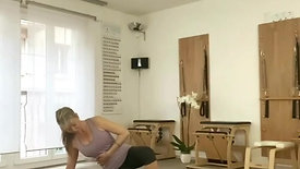 Massage Legs with Foam Roller