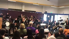 PMS Band Boosters CMEA Performance