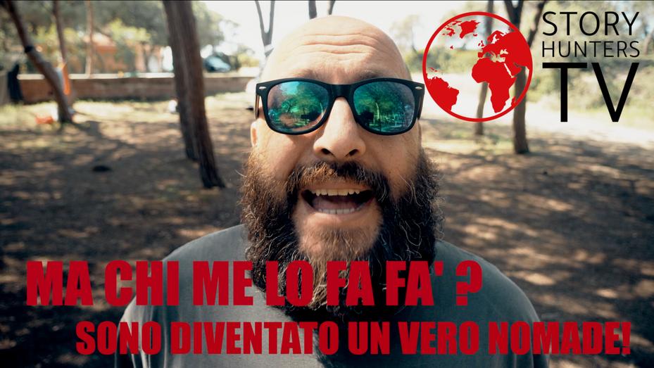 Nomadi digitali - video interviste a italiani che vivono lavorando sul web, che hanno scelto di essere cittadini del mondo. Tra cui interviste a Travel Bloggers, Fulltimers, Camperisti full time, insegnati Yoga, Youtubbers
