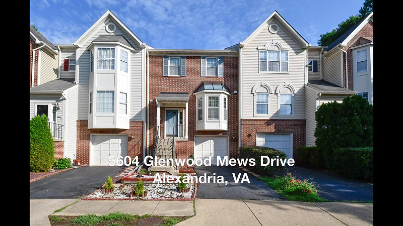 5604 Glenwood Mews Drive Alexandria, VA