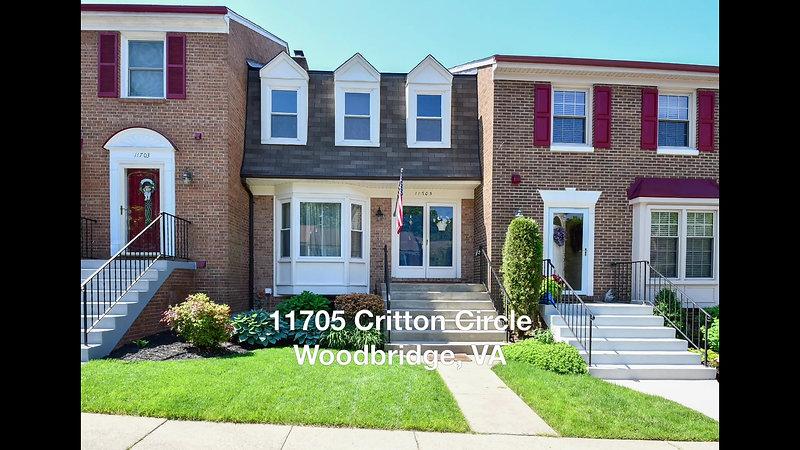 11705 Critton Circle Wodbridge, VA