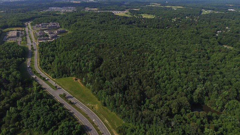 Celebrate Va Parkway Stafford, VA 22406 Tax Map #44-W-2 20.94 Acres Zoned M2