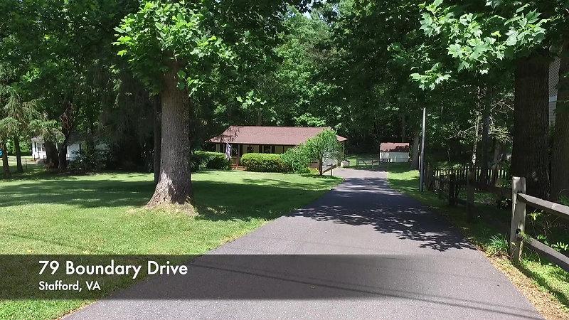 79 Boundary Drive Stafford, VA