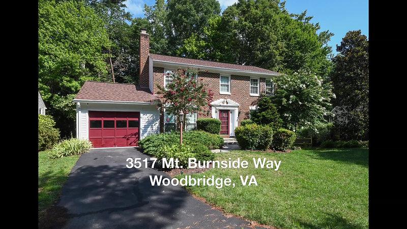 3517 Mt. Burnside Way Woodbridge, VA