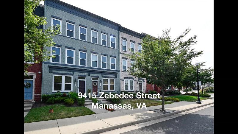 9415 Zebedee Street Manassas, VA