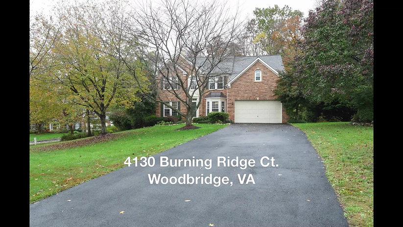 4130 Burning Ridge Ct. Woodbridge, VA