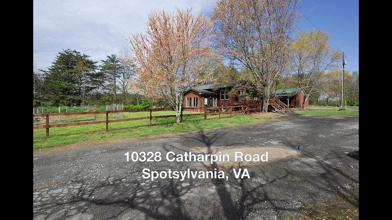 10328 Catharpin Road Spotsylvania, VA