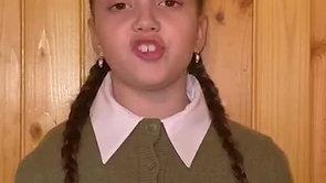Анастасия Куковенко 8 лет