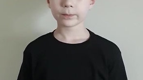 Тимур Исхаков 8 лет