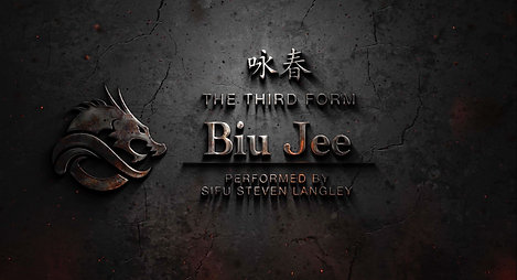 Biu Jee 3rd Wing Chun Kung Fu form  - Performed by Steven Langley