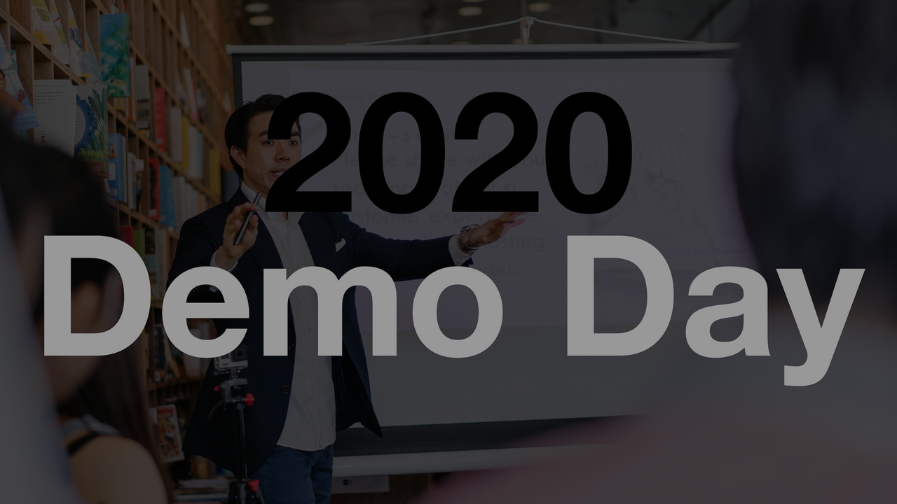 2020 Demo Day|IP Banks X 台北矽谷扶輪社