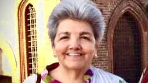 Dra. Rosa María Rivero evento de clausura