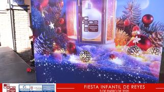 Fiesta Reyes 3 enero 2020