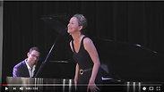 Greta Feeney sings Cherubino