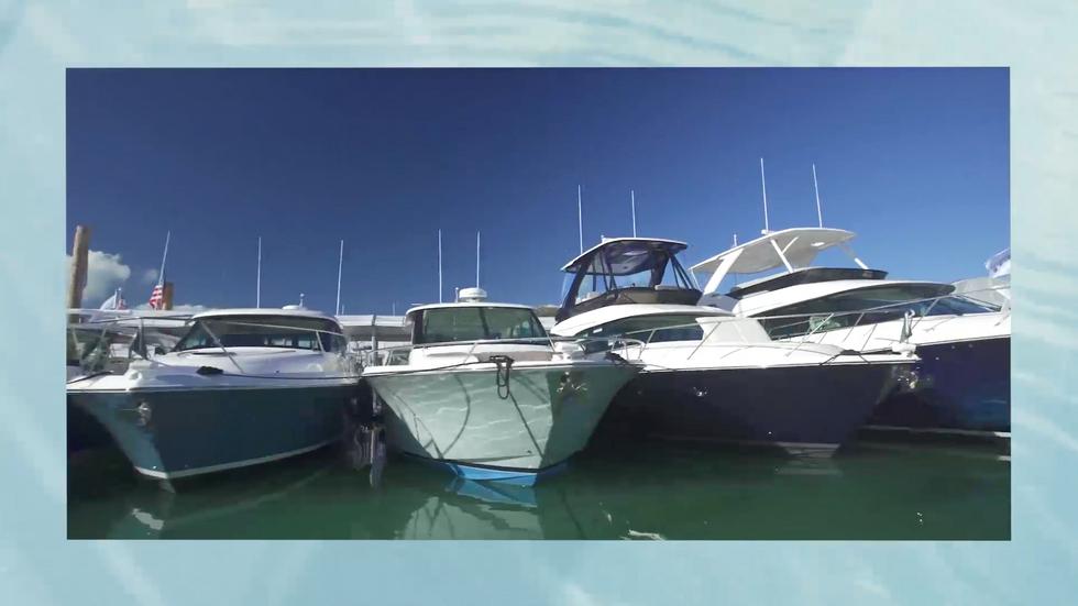 2018 Miami Boat Show