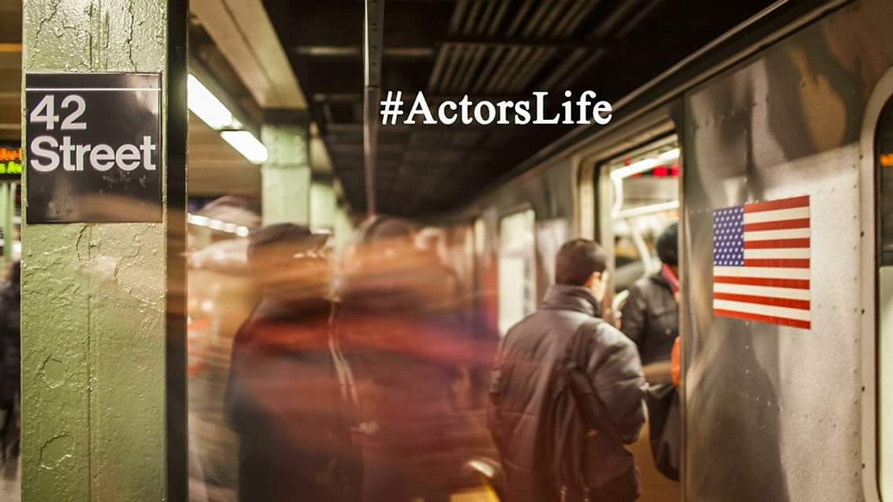 #ActorsLife Youtube Channel