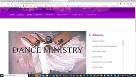 Central Baptist Church of Camp Springs Website After