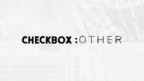 Checkbox- Other (Animated Film Podcast)