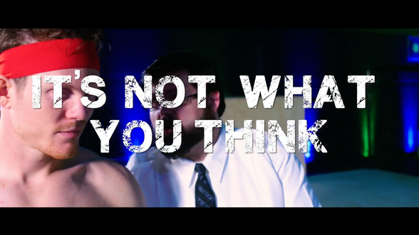 """""""It's Not What You Think"""" (Short Film)"""
