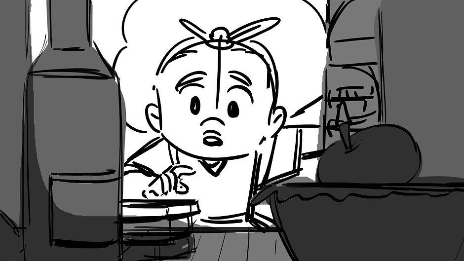 Personal Storyboard Work