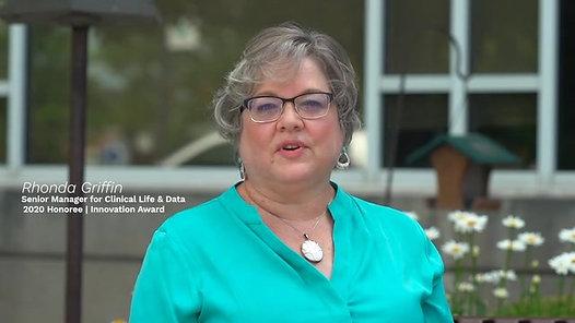 Rhonda Griffin, Innovation Award