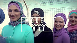 Russia. Modest Fashion Week 30 мая High Point (MoscowCity)