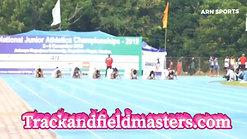 Girls U14 100 mtr Final , National Junior Athletic Meet -2019