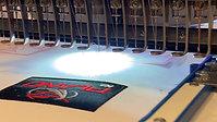 Embroidery Machine Demo